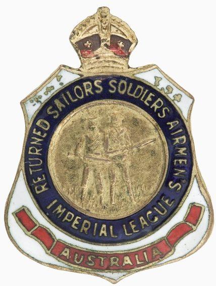Знаки ассоциации демобилизованных военнослужащих.