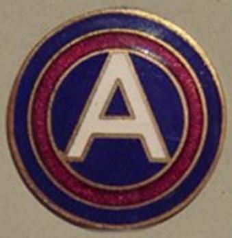 Знак 11-го стрелкового батальона.