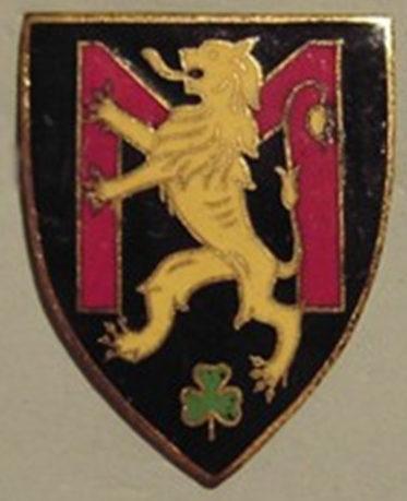 Знак 5-й пехотной бригады.