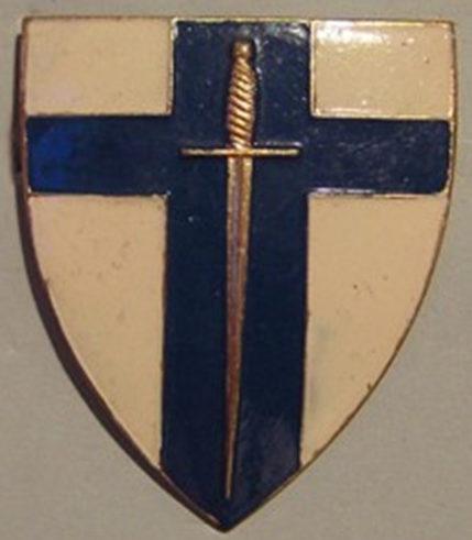 Знаки офицеров связи 2-й армии.