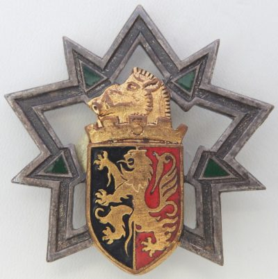 Знаки 3-го инженерного полка.