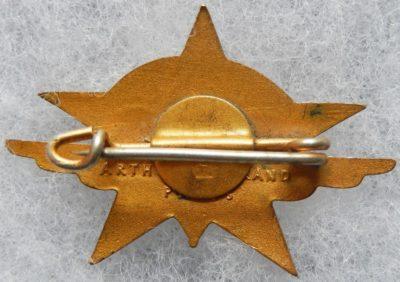Знаки 1-го парашютно-десантного полка.