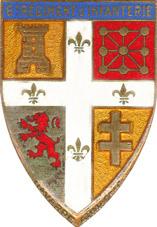 Знак 6-го пехотного полка.