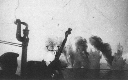 Оборона города. 1942 г.