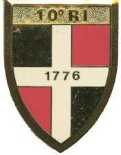 Знаки 10-го пехотного полка.