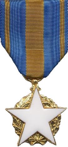 Медаль раненных гражданских лиц.