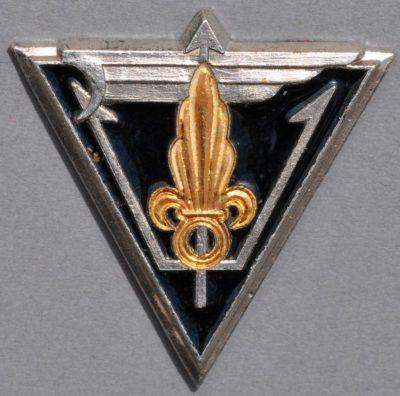 Знак 3-й роты 2-го парашютного полка.