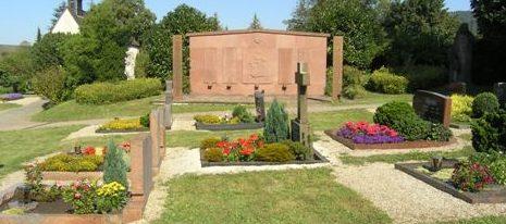 Коммуна Мальш. Памятник погибшим землякам во Второй мировой войне.