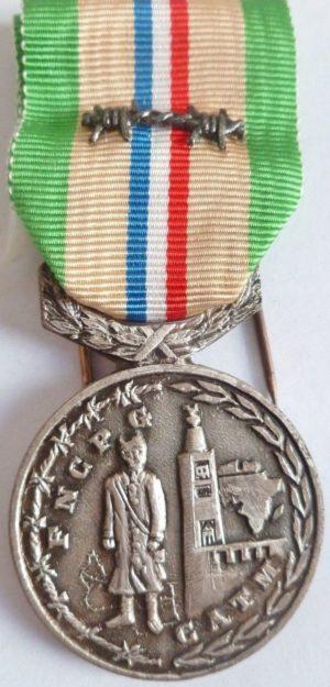 Медали Французской национальной федерации военнопленных.