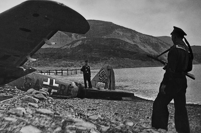Трофей моряков. 1942 г.