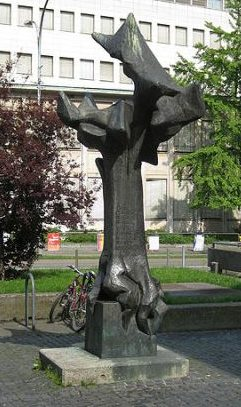 г. Фрайбург-им-Брайсгау. Мемориал памяти жертв национал-социализма.