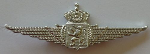 Знак ВВС Королевских ВС Бельгии.