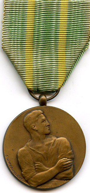 Медаль «За гражданское неповиновение» - отказ от службы в вооруженных силах Германии.