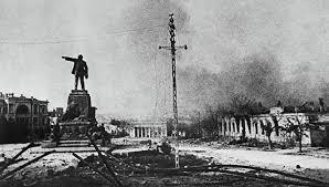 Последний день обороны города. Июль 1942 г.