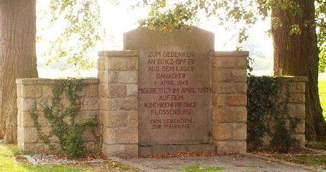 г. Валлердорф. Памятник на месте концлагеря, где погибло 149 заключенных.