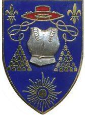 Знак 6-го полка кирасиров.