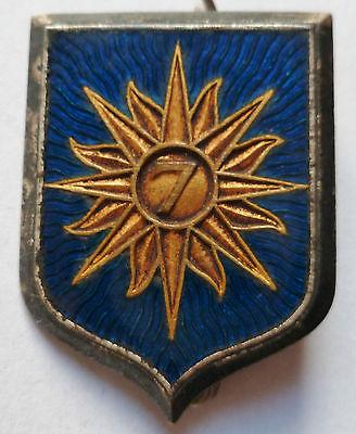 Знак 7-го полка кирасиров.