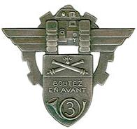 Знак 3-й бронетанковой дивизии.
