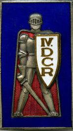 Знак 4-й бронетанковой дивизии.