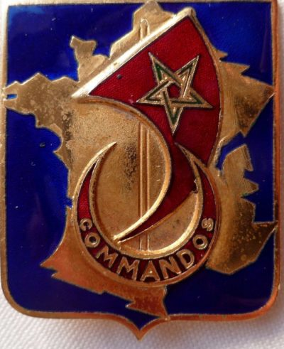 Знак подразделения специального назначения Группы Африка.