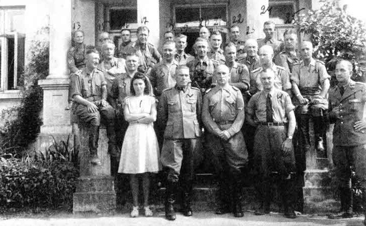 Оккупационная власть Севастополя. Лето 1942 г.