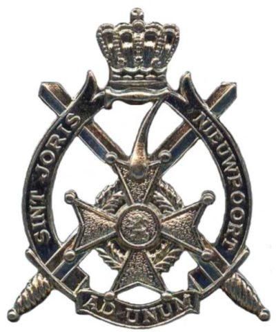 Знак 7-го пехотного линейного полка.
