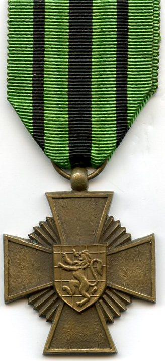 Крест «За побег из плена» 1940-1945.
