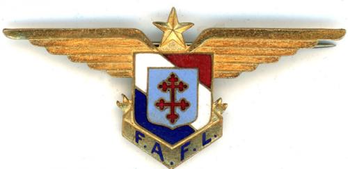 Знак ВВС Франции.