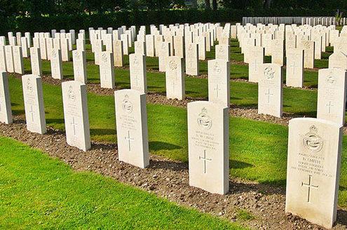 д. Дюрнбах. Военное кладбище воинов союзников.