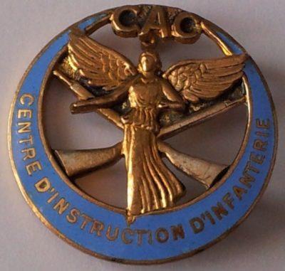 Знак 19-го полка Алжирских стрелков.