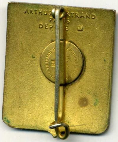 Знаки 4-го артиллерийского полка.
