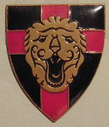 Знак 1-й пехотной бригады.