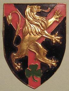 Знак 2-й пехотной бригады.