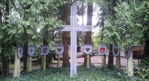г. Линдау. Мемориал немцам, депортированным с бывших немецких территорий после Второй мировой войны.