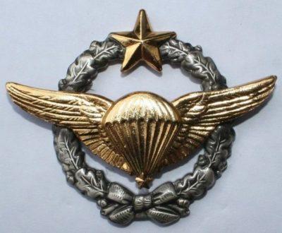 Знак парашютиста ВВС.