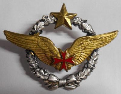 Знак медика первой помощи ВВС.
