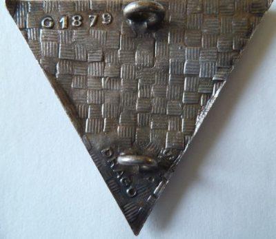 Знаки 15-го артиллерийского полка.