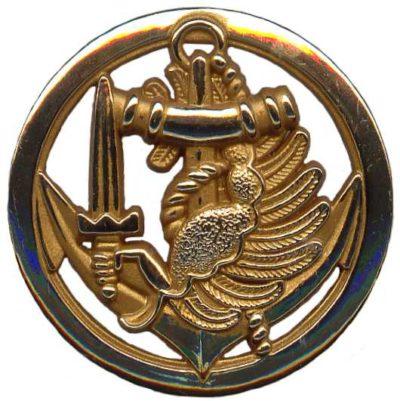 Знаки морской пехоты.