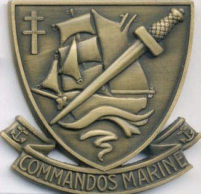 Знак коммандос морской пехоты.