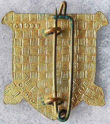 Знаки 20-го артиллерийского полка.
