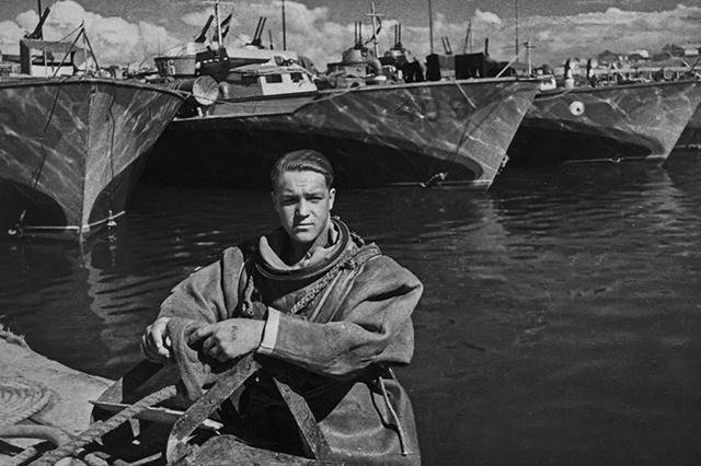 Карантинная бухта. Лето 1944 г.