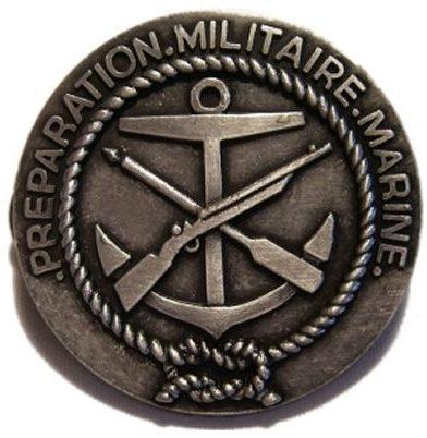 Знак военно-морской подготовки.