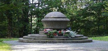 Коммуна Херсбрукк (Шупф). Памятник на месте концлагеря Херсбрук, в котором содержалось 10 тысяч подневольных работников, из которых 4 тысячи погибли.