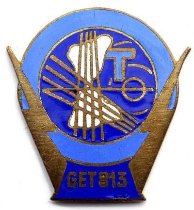 Знак 813-й транспортной группы.