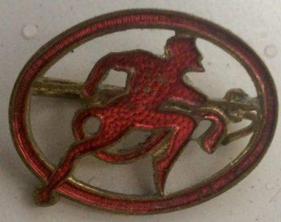 Знаки 152-го пехотного полка.