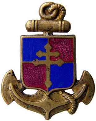 Знак 9-й дивизии морской пехоты.
