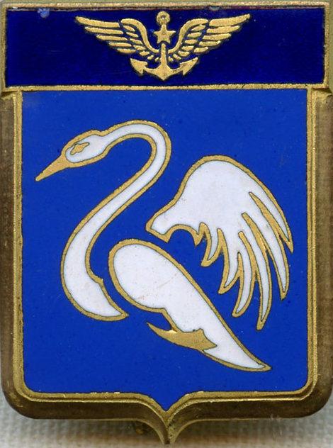 Знак 9 воздушной флотилии.