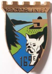 Знак 162-го пехотного крепостного полка.
