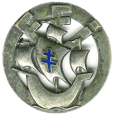 Знак 10-й пехотной дивизии.