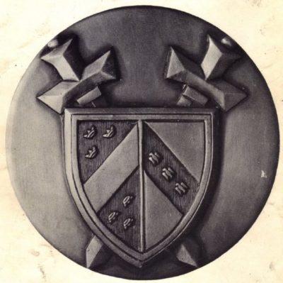 Знак независимой пехотной бригады Эльзас-Лотарингия.
